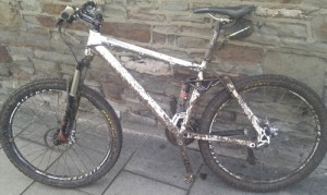 Bike theft stoke gifford