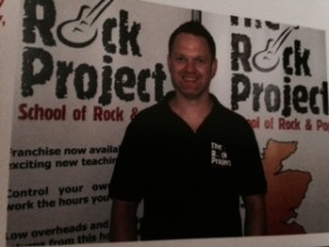 rock project 1