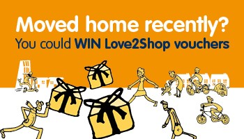 Win Love2Shop vouchers